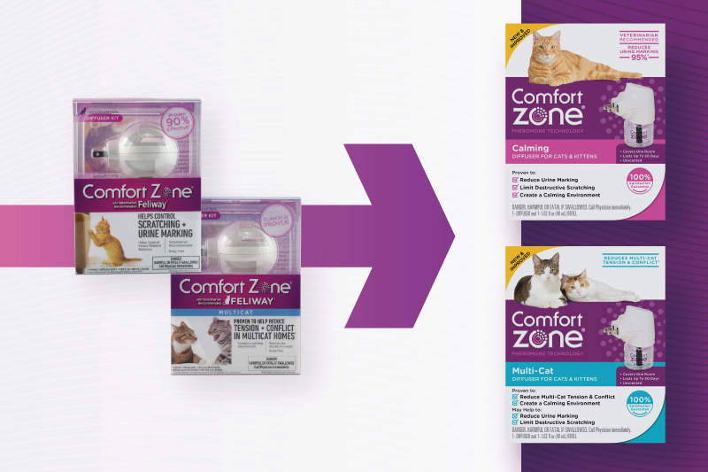 the new improved comfort zone diffusers comfort zone