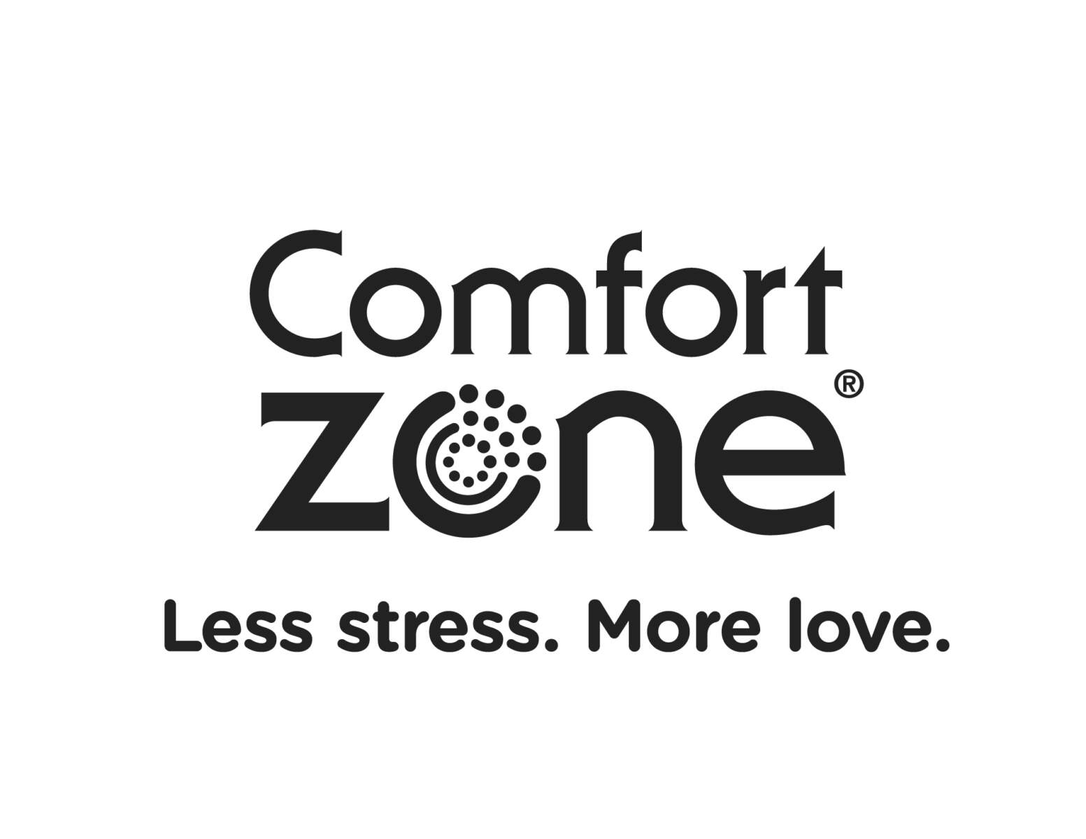 Comfort Zone Single Color Logo Black PNG file